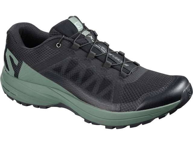 Salomon XA Elevate Shoes Men black/balsam green/black